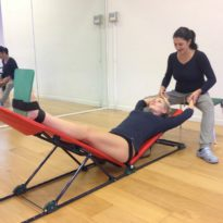 Riequilibrio posturale Metodo Raggi® con Pancafit®